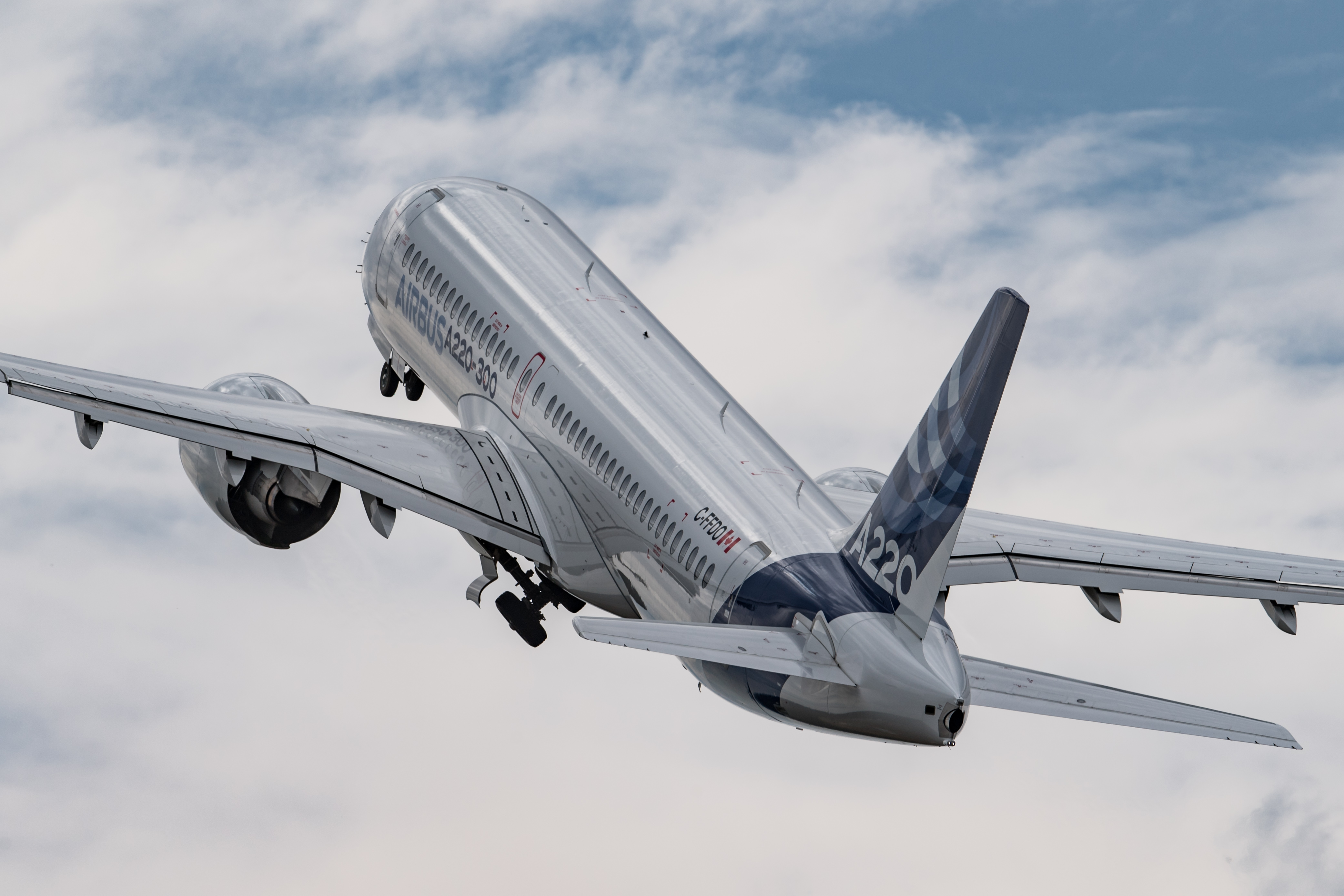 First year of Airbus leading the A220 program a great success