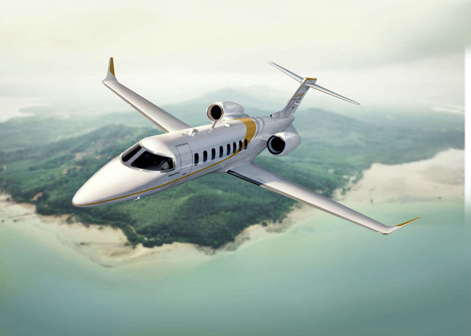Bombardier To Offer Flight Deck Upgrade On Learjet 75 And