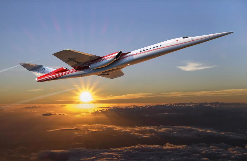 AS2 in flight