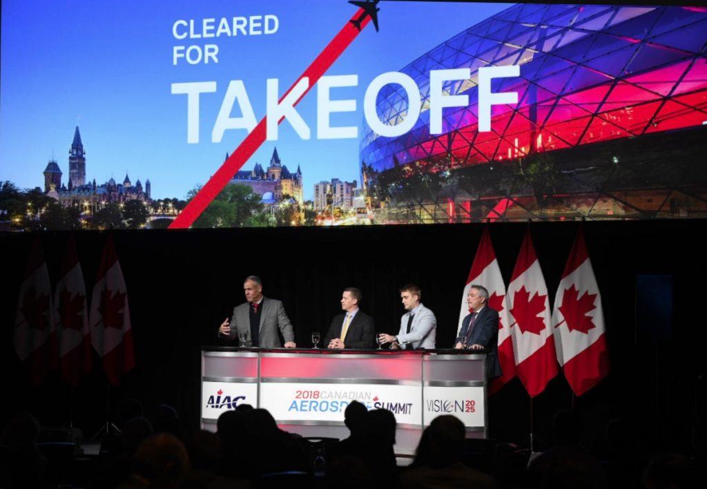 The summit featured a multitude of super sessions and panels, attracting exhibitors, participants and delegations from France, the U.K. and the Czech Republic. AIAC Photo