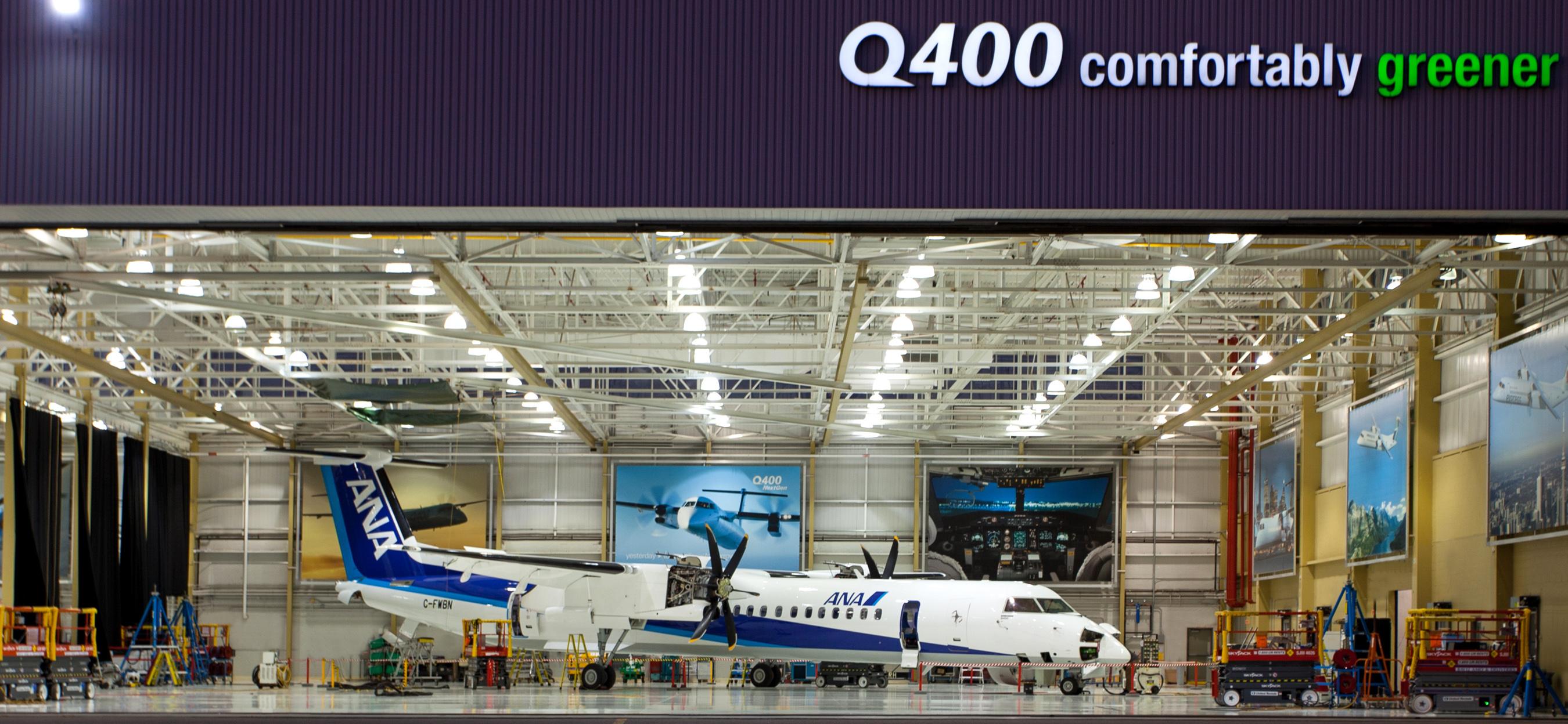 Resultado de imagen para Bombardier Inc Downsview Q400
