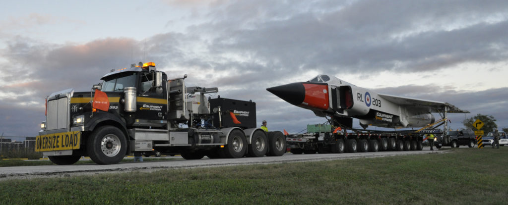 In 2013, the Avro Arrow replica, along with the rest of the museum's aircraft collection, departed Downsview to be stored at Toronto Pearson airport. The collection will soon move to Edenvale, and will be rebranded as the