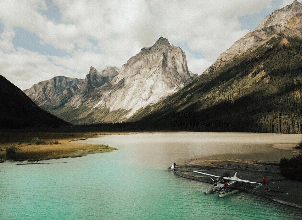 A de Havilland DHC-2 Beaver in Nahanni National Park in the Northwest Territories. Photo submitted by Kernel Taylor‎