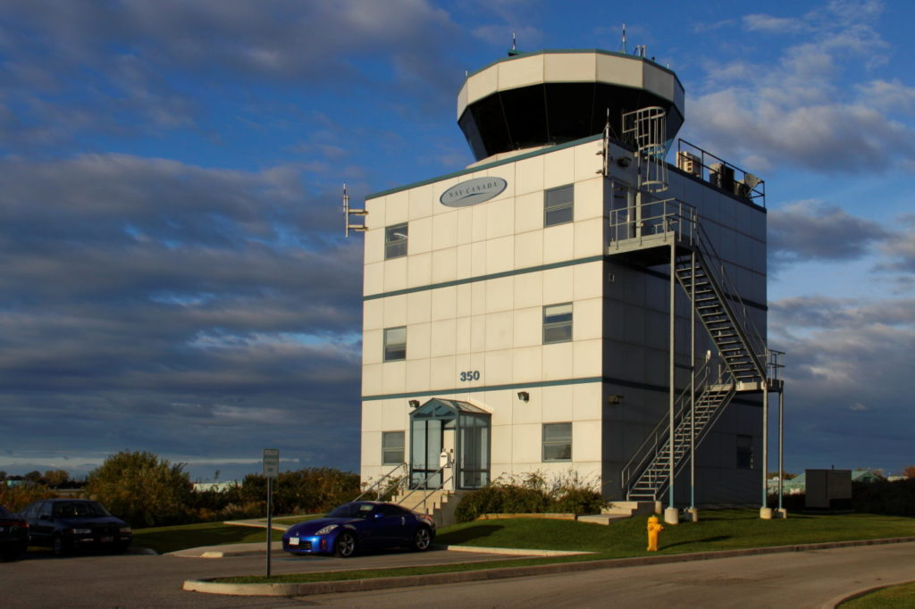 Buttonville's air traffic control tower is set to close on Jan. 3, 2019. Tom Podolec Photo