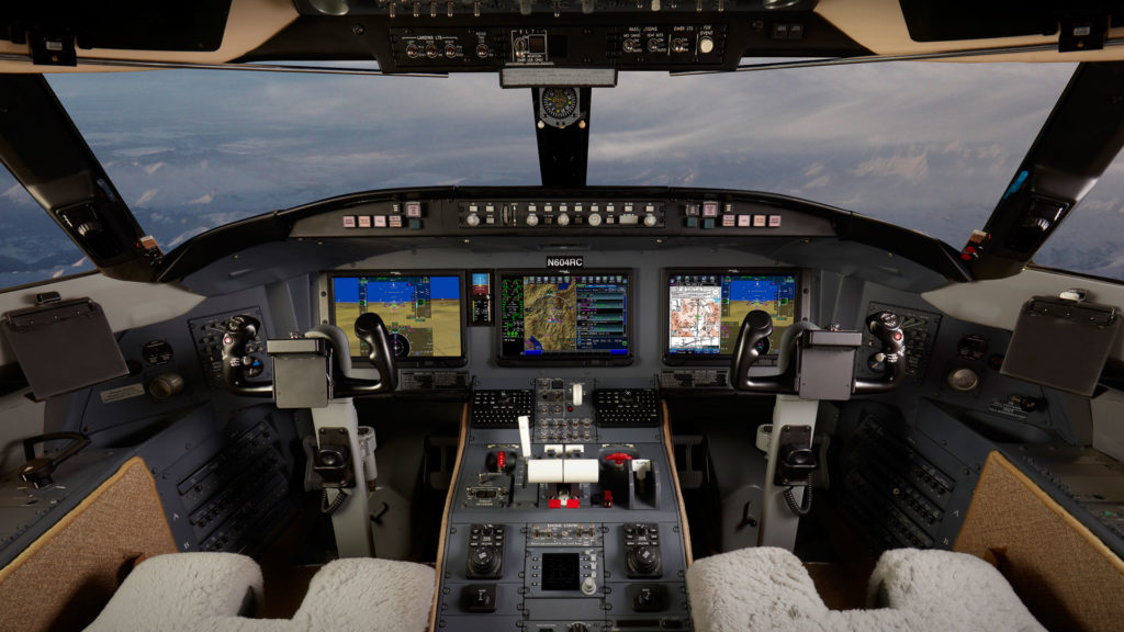 The Pro Line Fusion avionics upgrade complies with pending mandates while modernizing the flight experience for pilots.