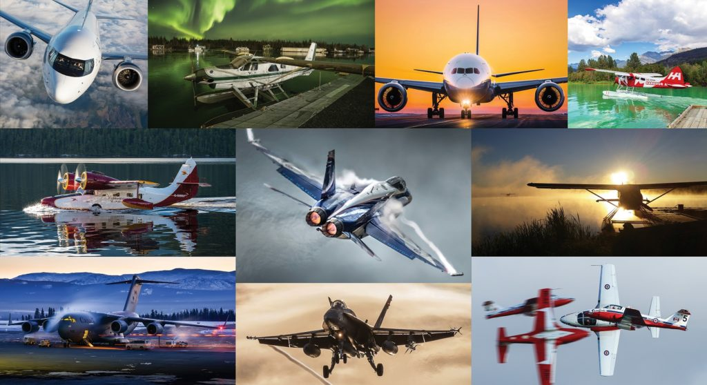 Skies mag received over 1,000 entries in our 2018 Photo Contest. Shown are the 10 finalists in each of the three competition categories (Military, General Aviation and Commercial), as well as the Grand Prize winner. MHM Publishing Photo