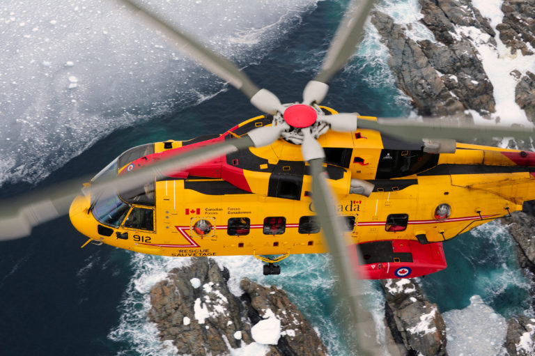 Sentient Vision is hoping a visual detection and ranging (ViDAR) optical radar will be among the requirements for the CH-149 Cormorant Mid-Life Upgrade. Mike Reyno Photo