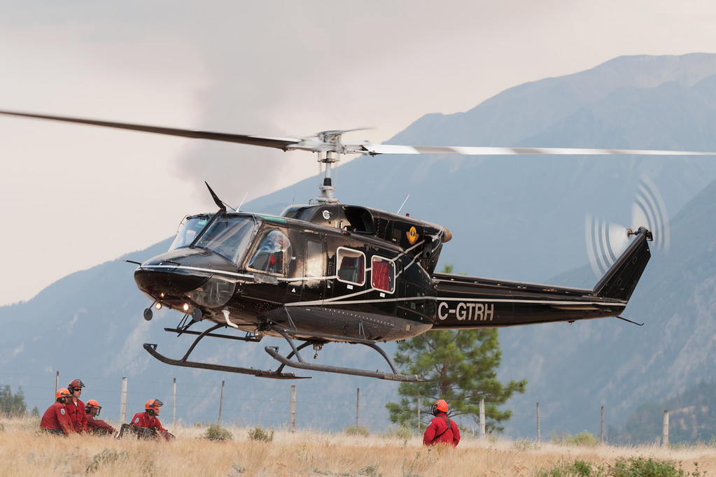 Helicopter Association of Canada president Fred Jones said helicopters is probably the industry segment that will be hardest hit by new flight and duty time regulations. Bill Campbell Photo