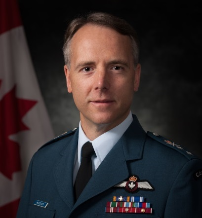 LGen Al Meinzinger reviewed 2018 Air Force activities in his holiday message. RCAF Photo