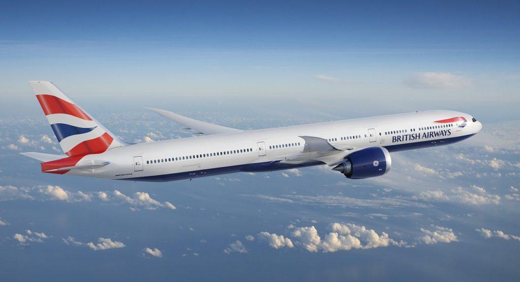 IAG's British Airways has chosen the Boeing 777X to modernize a major part of its long-haul fleet. Boeing Image