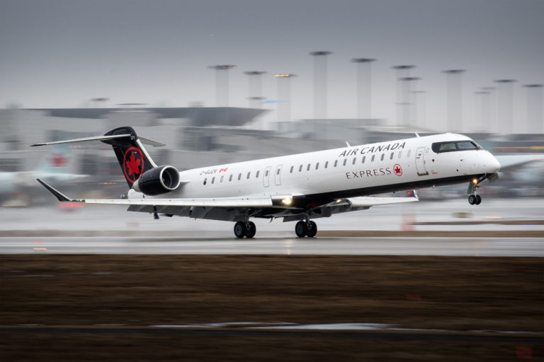 The Canadian Transportation Agency has amended the Air Transportation Regulations originally published over thirty years ago. Bombardier Photo