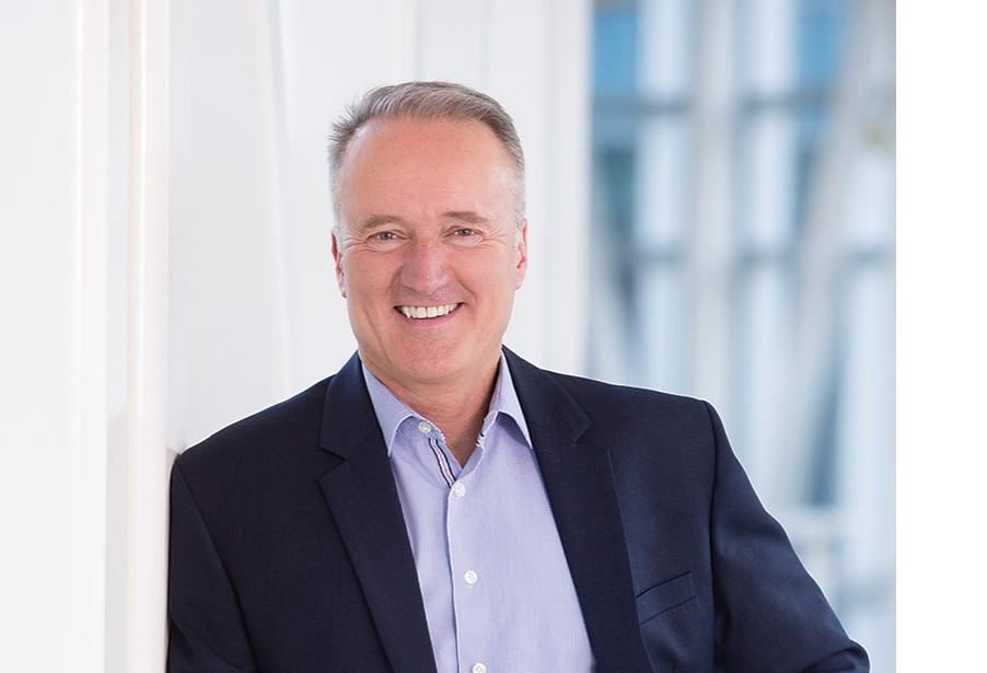 WestJet president and CEO Ed Sims. WestJet Photo