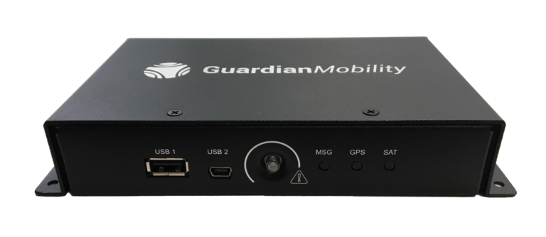 Guardian's G4MX product meets the USFS's AFF and new ATU requirements, and provides global real-time tracking, two-way messaging and other aircraft information in a single unit. Guardian Image