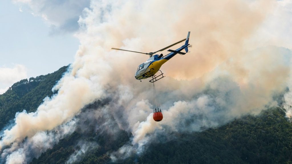Metro said its acquisition of Guardian will benefit North American operators in light of the U.S. Forest Service's (USFS's) requirements regarding Automated Flight Following for forest firefighting operations, along with the new requirements for additional telemetry units. Metro Photo