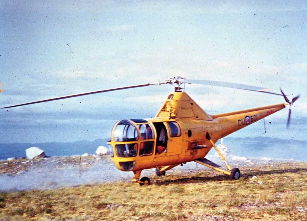 RCAF Sikorsky S-51