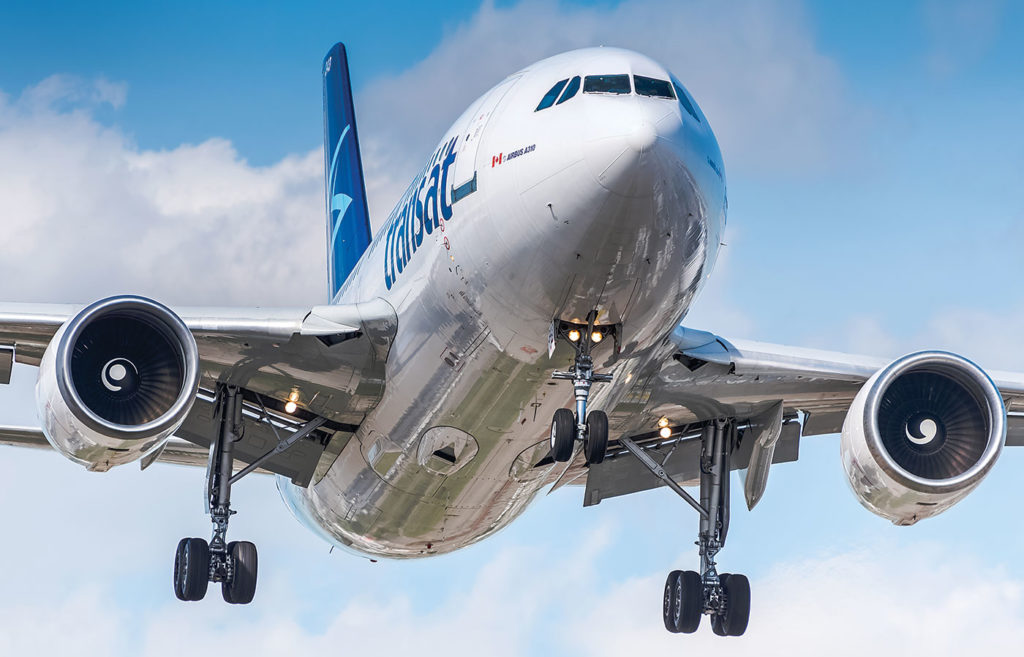 The arrangement with Air Canada is the result of a rigorous and diligent process by Transat's board of directors supported by financial and legal advisors over a period of more than six months. John Chung Photo
