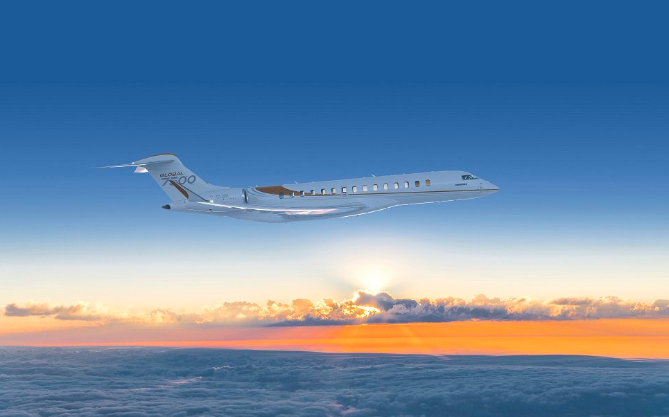 AP Completion Services began its Global 7500 program in 2015 and believe that several of the first factory deliveries this year will be to its customers. Bombardier Photo