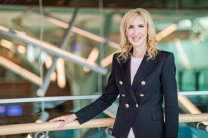Annalisa King has been appointed chair of the board of directors for Vancouver Airport Authority. Vancouver Airport Authority Photo