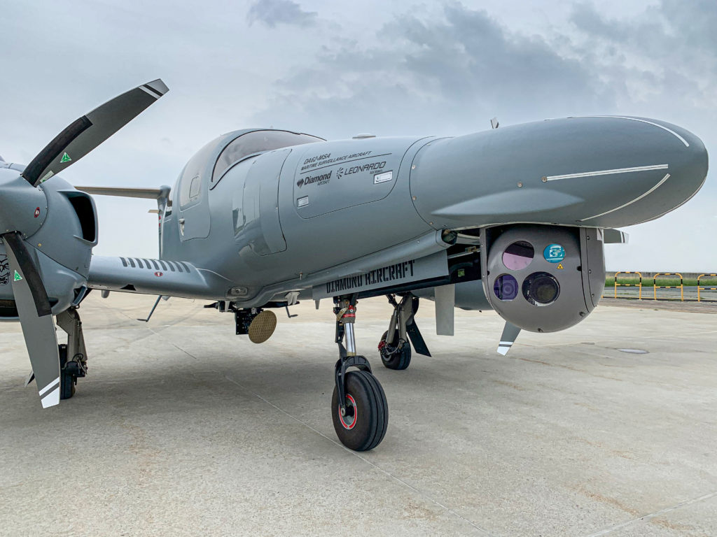 The aircraft will be pitched to customers who have a requirement for affordable intelligence, surveillance and reconnaissance (ISR) platforms suitable for short and medium range maritime and over-land surveillance missions. Leonard Photo