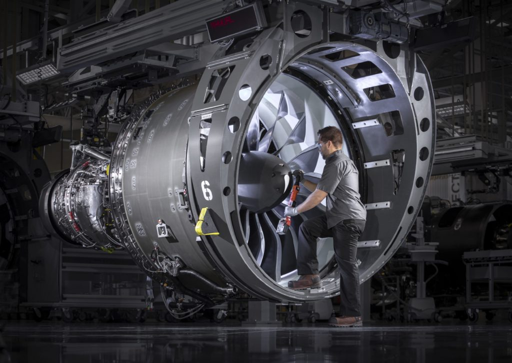 The Government of Canada has announced an investment of up to $49 million under the Strategic Innovation Fund towards national ecosystems in the aerospace industries of Canada. P&WC Photo