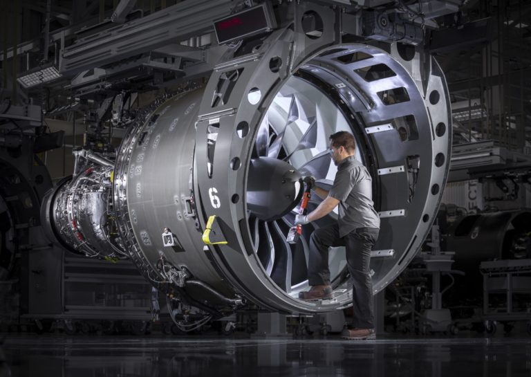 The Government of Canada has announced announced an investment of up to $49 million under the Strategic Innovation Fund towards national ecosystems in the aerospace industries of Canada. P&WC Photo
