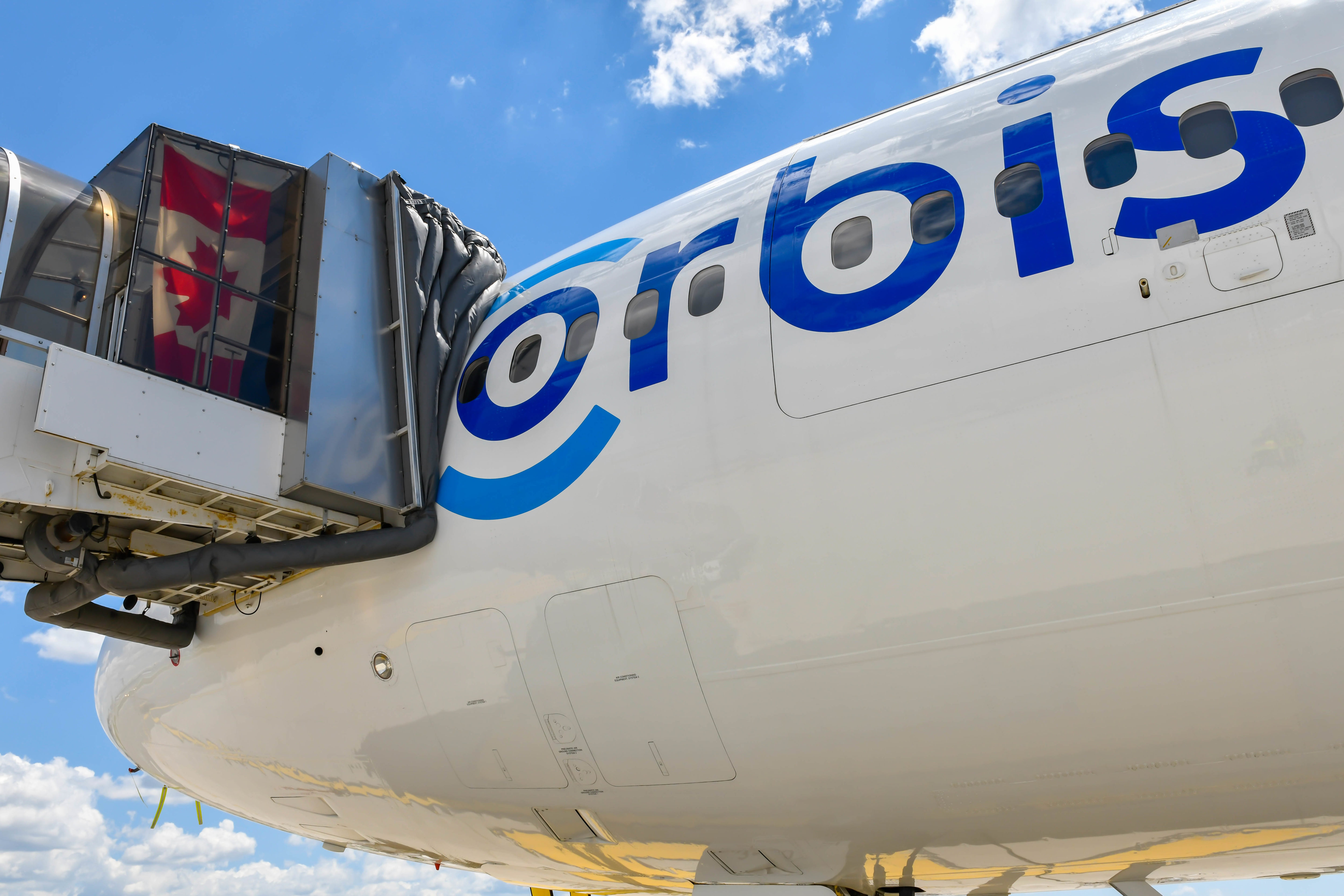 """""""This airplane is complexity squared,"""" said Peter Allen, chairman of Orbis Canada. """"You have the aviation regulatory environment, but then you also have medicine. You can't just fly into a country and practice medicine. You have to get approval from federal health authorities in these countries."""" Rob Reyno Photo"""