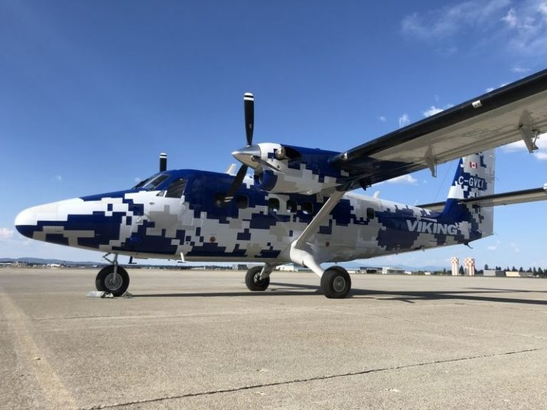 The Global 400's appearance at the Paris Air Show has kicked off a world demonstration that will see the aircraft in over 30 countries. Viking Air Photo