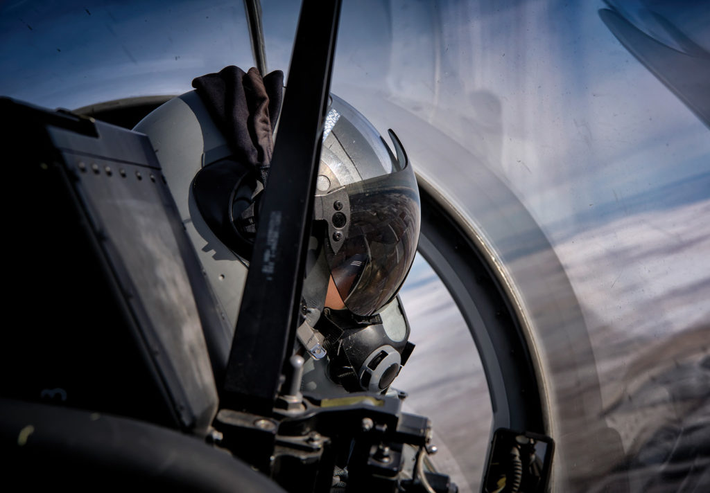 Future Aircrew Training (FAcT) is an ambitious program that intends to capitalize on new training technologies and teaching methodologies. Mike Luedey Photo