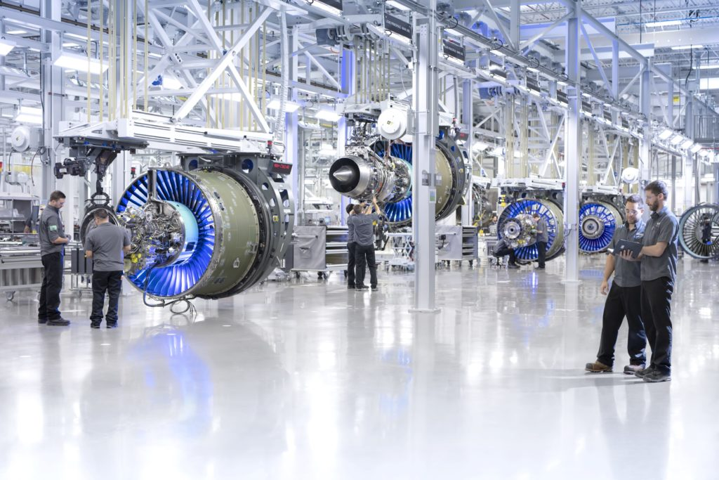 Among the half-dozen recommendations to spur more innovation was an argument for more aggressive, up-front funding of research and development. The report noted aerospace's leadership in R&D -- almost six times above the Canadian manufacturing average -- but suggested that billion-dollar annual investment is declining. P&WC Photo