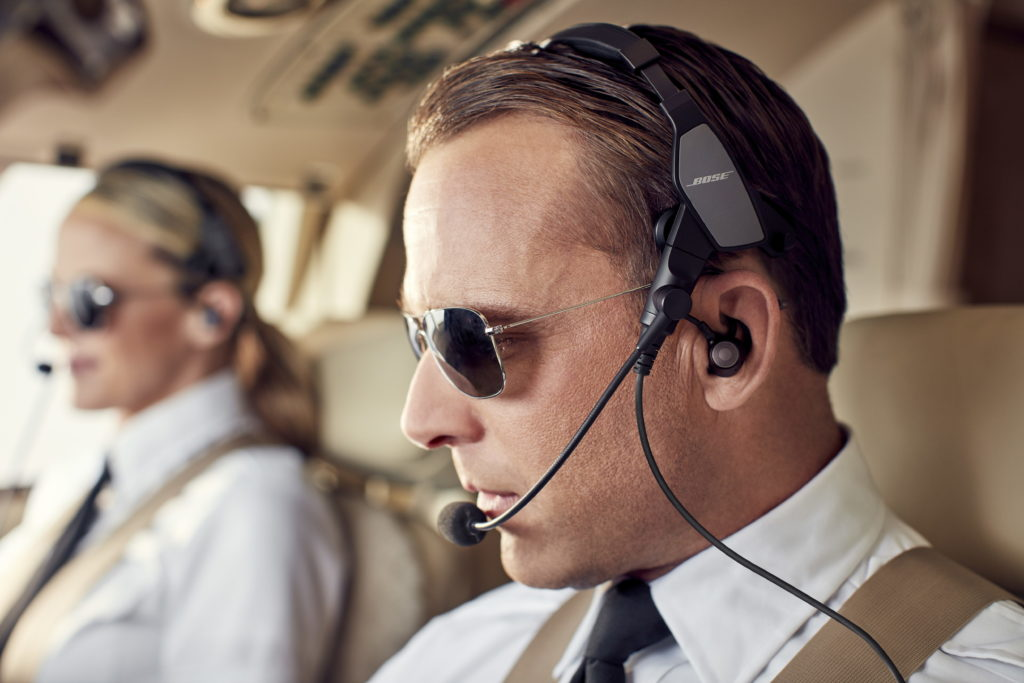 Building upon the advanced technology of the original ProFlight Aviation Headset, the Bose ProFlight Series 2 combines customer feedback with Bose's engineering and is the most lightweight, compact and comfortable aviation headset Bose has ever produced. Bose Photo