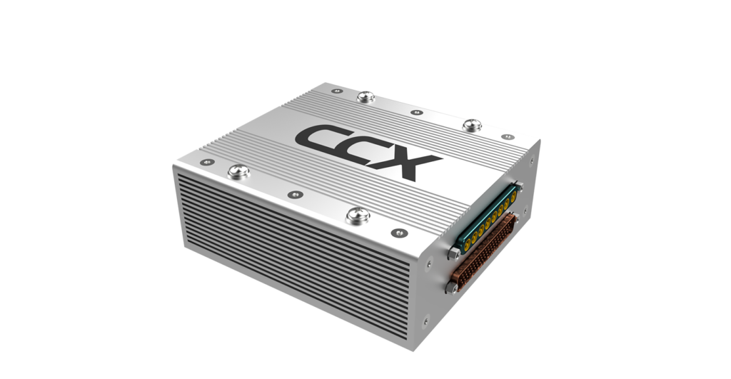 The AP-250 will be installed in-line with avionics and other networking devices, directly on the aircraft and can be installed with or without a Satcom connection off the aircraft. CCX Technologies Photo