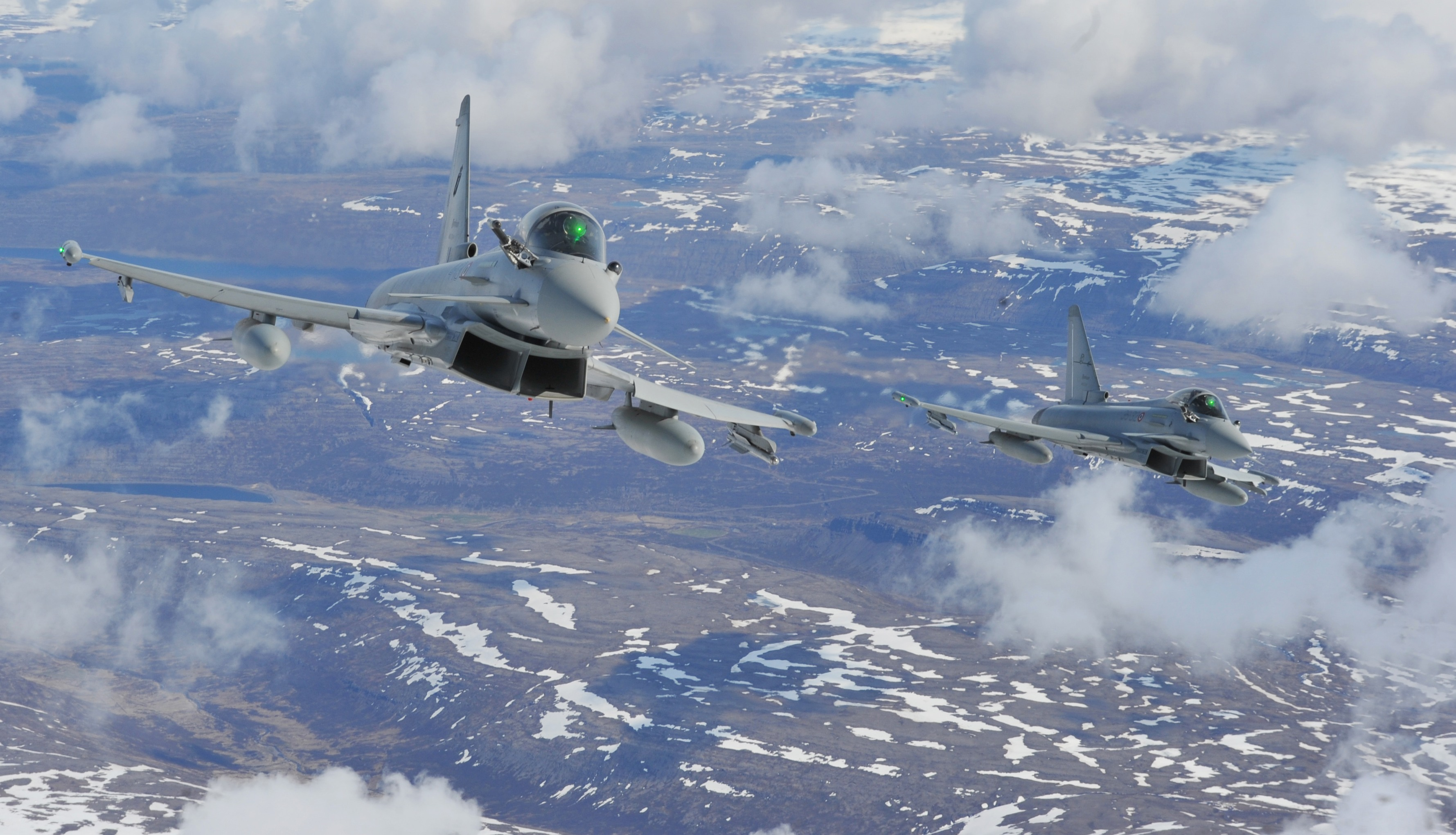 Typhoon withdrawn from Canadian fighter competition - Skies Mag