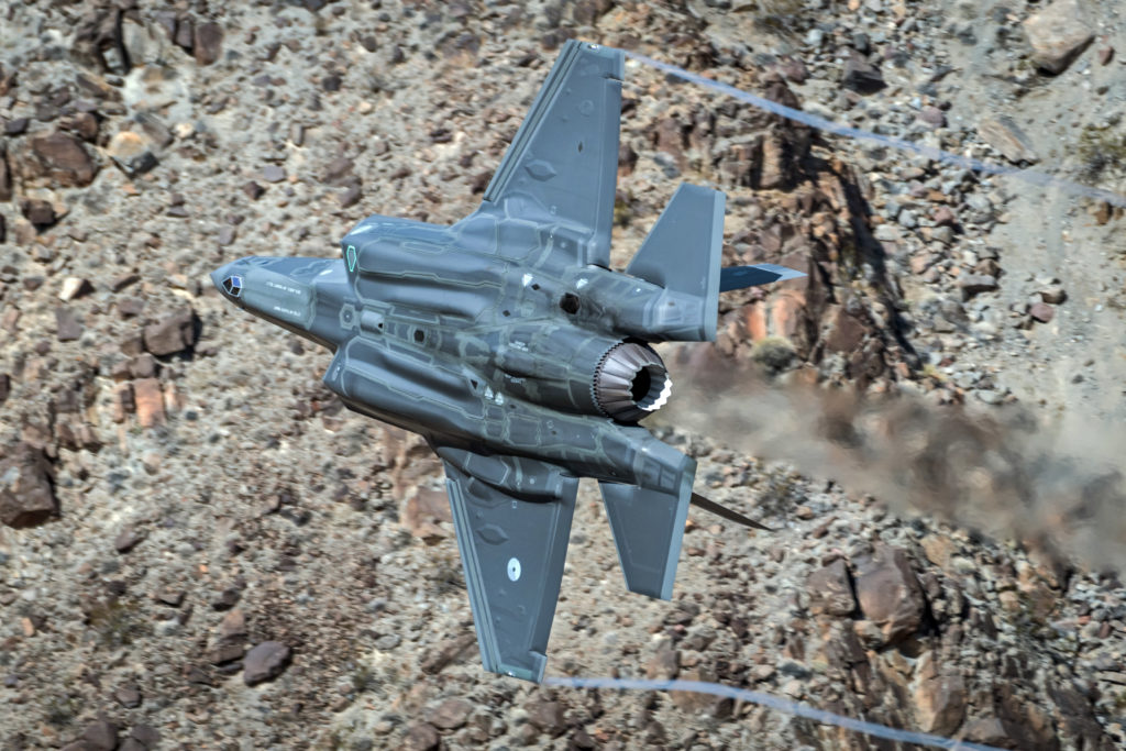 In addition to very low observable stealth, a feature the company has repeatedly insisted must be designed in from beginning, the F-35 features a fusion of sensor capability and situational awareness