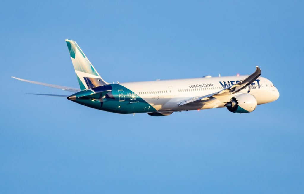 WestJet grew too fast between 2013 and 2018, said president Ed Sims. In its current five-year strategy, WestJet has decreased growth to five aircraft additions per year. Galen Burrows Photo