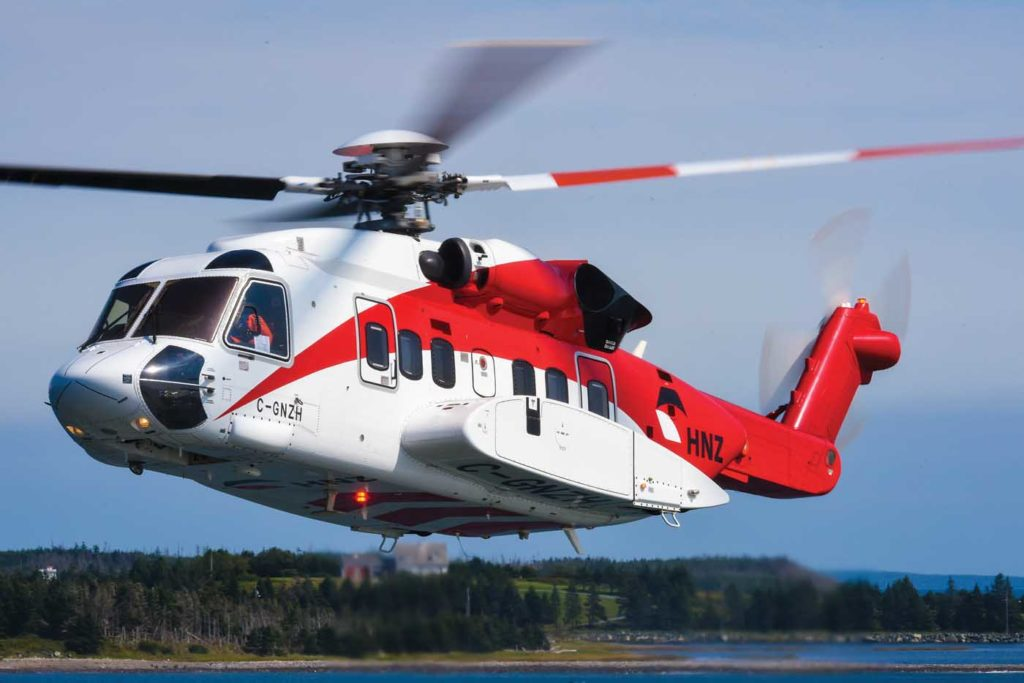 The Sikorsky S-92 has proven extremely popular for offshore operations, both in terms of oil-and-gas transport and search-and-rescue, but it can be an expensive aircraft to operate. Mike Reyno Photo