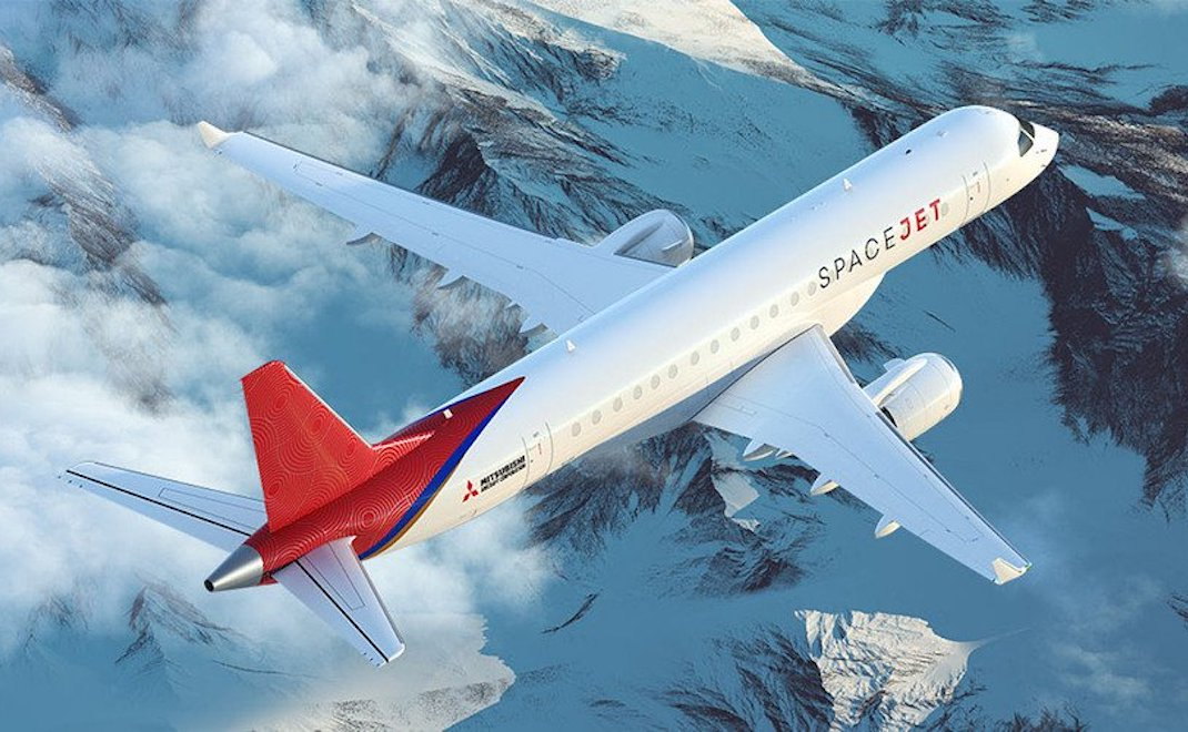 Having launched the Mitsubishi SpaceJet family of aircraft earlier this year, and opening a U.S. headquarters in Renton, Wash., the company seeks to prepare for the next phase of its global growth. Mitsubishi Image