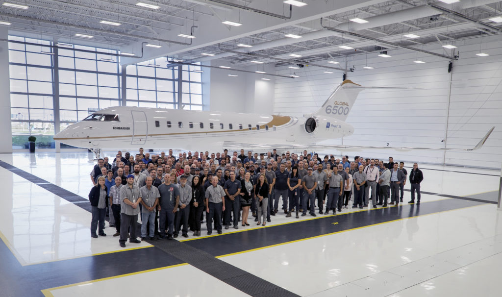These new aircraft build on the success of the Global 5000 and Global 6000 aircraft by offering 500 and 600 nautical miles of additional range, respectively, coupled with an up to 13 per cent fuel burn advantage, contributing to highly favorable operating costs versus smaller competing aircraft with less range. Bombardier Photo