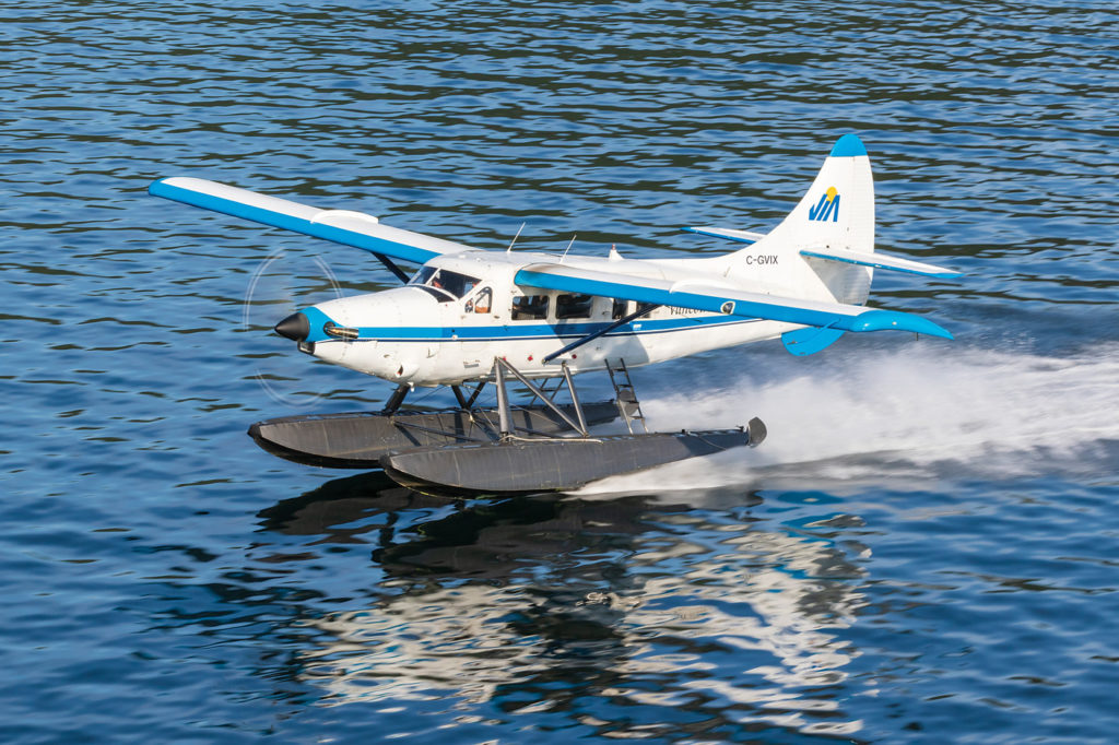Today, about 165 Otters are still flying, mostly in Canada and Alaska. When C-GVIX was due for an engine overhaul, VIA installed a 900-horsepower PT6A-140A engine that delivers increased performance and fuel efficiency compared to older PT-6 variants. Heath Moffatt Photo