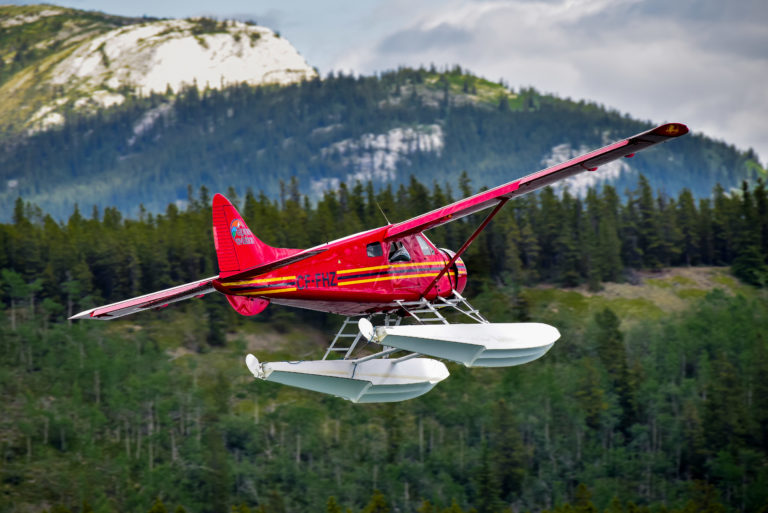 Often, air taxi operators have no set schedules and fly into remote areas in uncontrolled airspace, with few aerodromes or navigation aids and sparse weather information. Simon Blakesley Photo