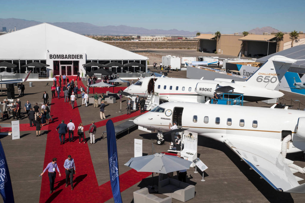 Industry professionals agree that if business aviation operators ask for sustainable aviation fuel, the escalating demand will increase its availability while decreasing its cost. NBAA Photo