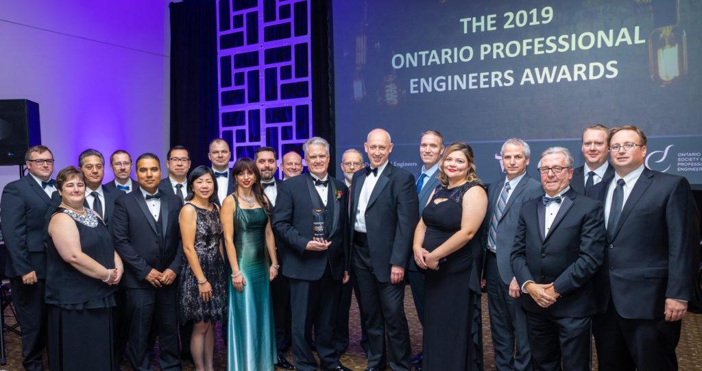 Global 7500 receives 2019 Ontario Professional Engineers Award - Skies Magazine
