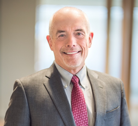 Joseph D. Randell, president and chief executive officer of Chorus Aviation Inc., will be inducted into Canada's Aviation Hall of Fame in 2020. CAHF Photo