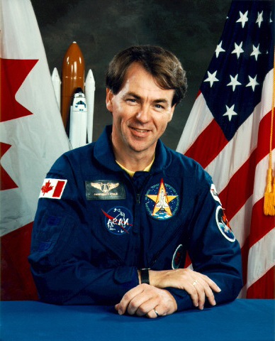 Bjarni Valdimar Tryggvason, one of Canada's first astronauts, will be inducted into Canada's Aviation Hall of Fame in 2020. CAHF Photo