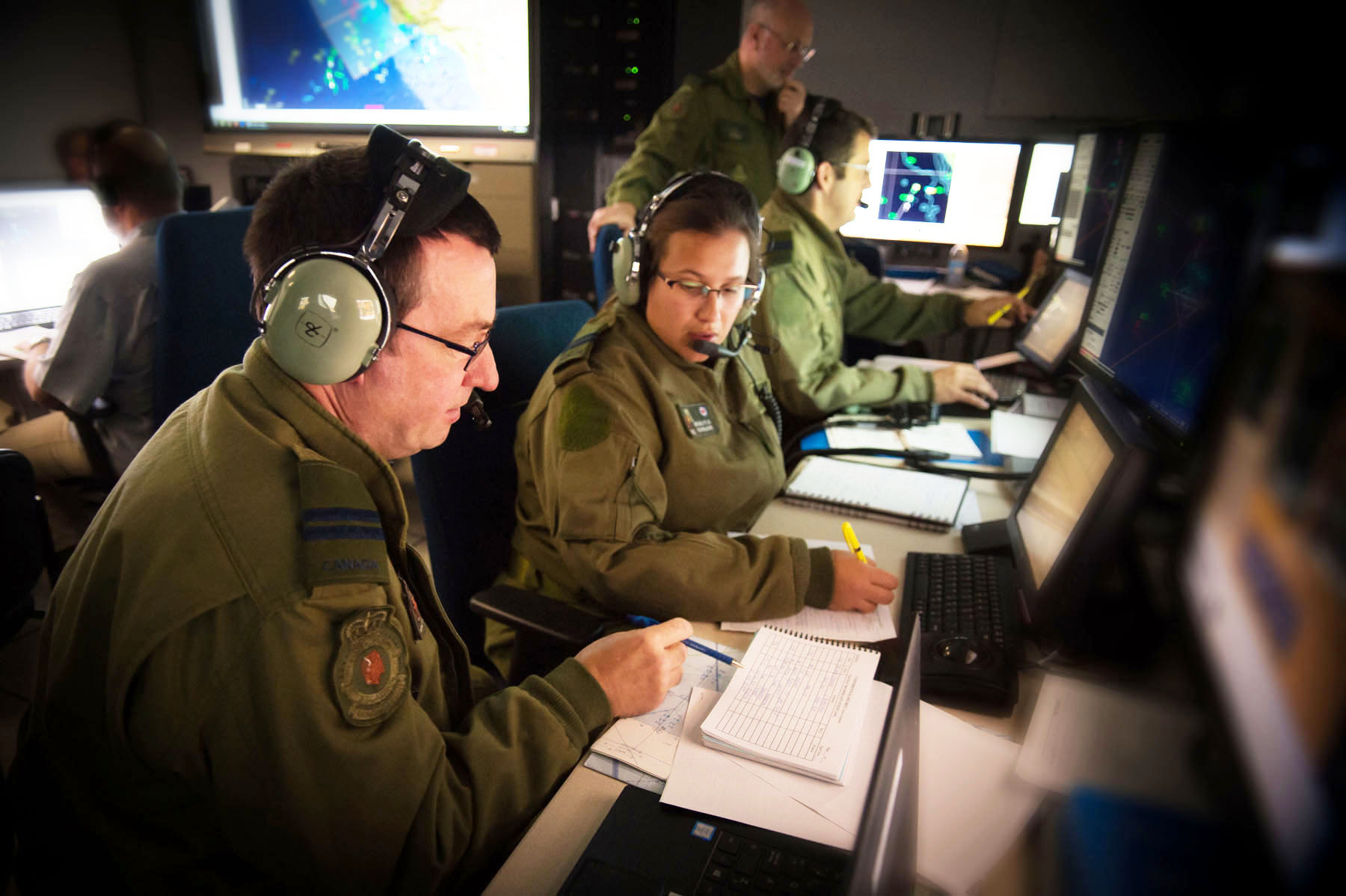 RCAF participates in highest-level simulated mission circling the globe - Skies Magazine