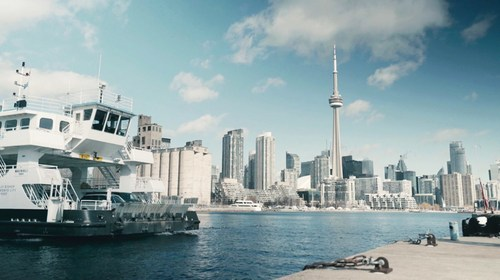 PortsToronto, owner and operator of Billy Bishop Toronto City Airport, announced that the airport's Marilyn Bell I ferry will be converted to electric-power, eliminating all related GHG emissions and significantly reducing noise impacts. PortsToronto Photo