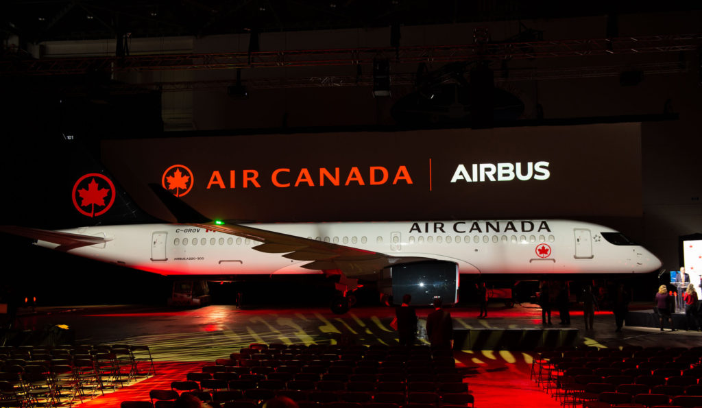 Bombardier expects to fall short of guidance, reassessing Airbus partnership