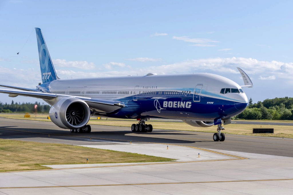 Boeing pins high hopes on 777X after successful first test flight