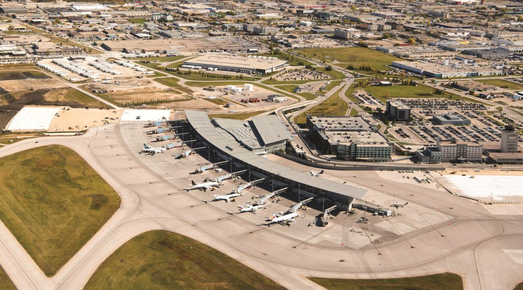 The airport is planning to move forward with a new multi-tenant air cargo logistics facility, set to open in 2023/2024. WAA Photo
