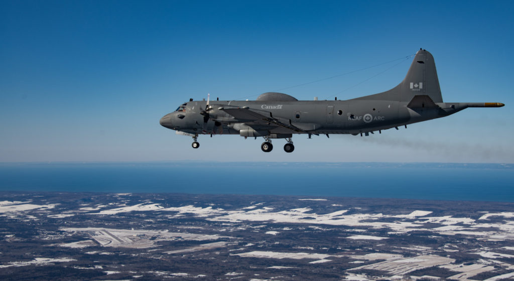 Modified CP-140 Aurora Block IV makes first flight