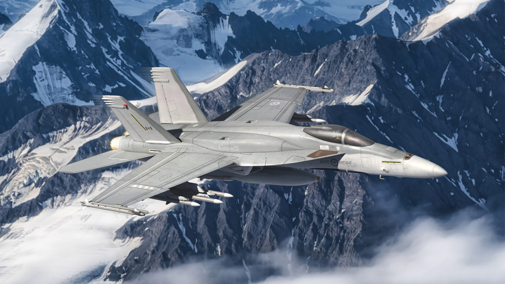 The Block III Super Hornet has benefited from a collaborative spiral approach to technology development. New systems are only introduced when they are combat ready and many improved capabiities were first pioneered on the Block II variant. Boeing Image